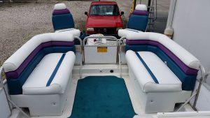 boat interior repair orlando, boat seat repair orlando