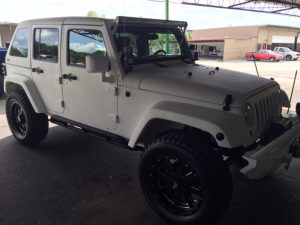 convertible top repair orlando, jeep top repair orlando