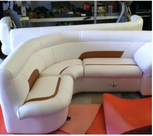boat interior seat repair orlando