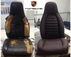 porsche seat repair orlando